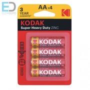 KODAK Extra Heavy Duty AA R6 - B4 1 db ceruza elem
