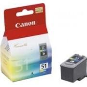 Canon Cartuccia d'inchiostro colore CL-51 0618B001 560 pagine 21ml