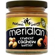 Meridian Foods Cashew Butter 170gr Smooth