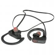 AV: Link Waterproof Wireless Bluetooth In-Ear Activity Earphones - Black
