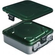 contenitore / cointainers in alluminio con filtri - small