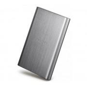 Disque dur externe portable HDE1/S - 1 To, silver
