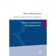 Monitor Gesubsidieerde Rechtsbijstand / 2011 -