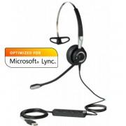 Jabra 2400 II Mono USB Antirruído - Skype for Business