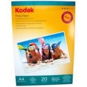 Hartie foto KODAK A4 Glossy 180g/mp 20 coli/pachet