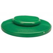 CanDo Masážna balančná podložka - priemer 60 cm, zelená (Balančné plošiny)