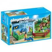 Комплект Плеймобил 9277 - Playmobil - Помещение за малки животни, 2900405