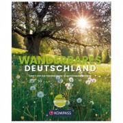 Kompass Wanderbildband Wanderbares Deutschland Guide escursionismo