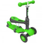 Y Volution Glider 3 in 1 green