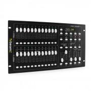 DMX-024PRO Controlador de Luzes Efeitos 24 Canais DMX
