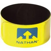 Nathan Reflex Reflectivity (2-pack) - Unisex - Geel - Grootte: One Size