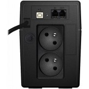 UPS PowerWalker 850VA/480W, Line interactive RJ11 IN/OUT, USB, LCD (VI 850 SE)
