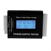 Digitale LCD PC Computer PC Voeding Tester 20/24 Pin SATA HDD Testers groothandel Dpower