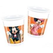 Disney Halloween műanyag pohár, 200ml, 8db/cs
