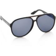 GUCCI Aviator Sunglasses(Blue)