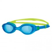 Zoggs Phantom Junior Goggles Suitable for Ages 6-14 Yrs (blue/green)