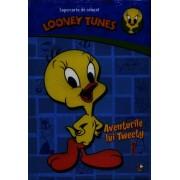 Looney Tunes. Aventurile lui Tweety 1. Supercarte de colorat