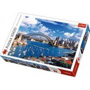Puzzle Portul Jackson Sidney, 1000 piese