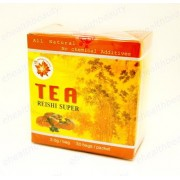 Зелен чай с Рейши и портокалови кори
