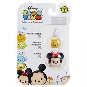 Tsum Tsum 3 Pack Figures: Minnie/Pooh/White Rabbit