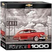 EuroGraphics 1948 Chevrolet Fleetline Aerosedan Jigsaw Puzzle (Small Box) (1000-Piece)