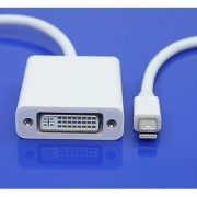 Mini Display Port DP To DVI Adapter Cable For Apple Macbook Pro Air iMac