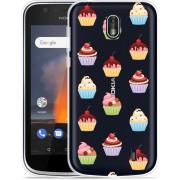 Nokia 1 Hoesje Cupcakes