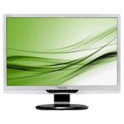 Monitor 22 inch LCD, Philips 220S, Silver & Black