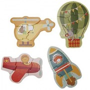 Petit Collage Beginner Jigsaw Floor Puzzle By Air