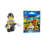 Lego (Lego) Mini Figure Series 2 Highway Cops Trafic Cop (Minifigure Series 2) 8684-6