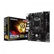 Gigabyte Scheda madre Gigabyte GA-B250M-D2V Intel B250 LGA1151 ATX