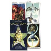 Initiatory Tarot of the Golden Dawn Deck, Paperback