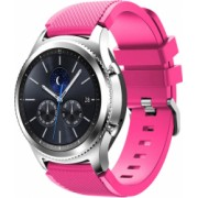 Curea Silicon Premium MTP Quick Release 22mm Pink Sand pentru HUAWEI WATCH 2 Classic