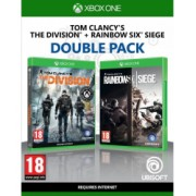 Joc Compilation Rainbow six siege and the division - xbox one