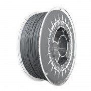 Filament Devil Design pentru Imprimanta 3D 1.75 mm PLA 1 kg - Culoarea Aluminiului