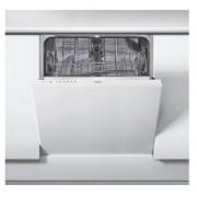 Masina de spalat vase incorporabila Whirlpool WIE 2B19, 6 programe, 13 seturi, Clasa A+ (Alb)