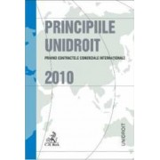 Principiile Unidroit Privind Contractele Comerciale Internationale