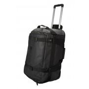 Mountain Warehouse Cargo - torba na kółkach 60l - Black Uniwersalny