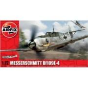 Kit aeromodele Airfix 01008 Avion Messerschmitt Bf109E-4 Scara 1 72
