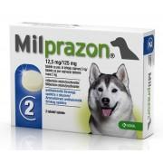 Milprazon caini 5 - 25 kg - cutie cu 2 cp