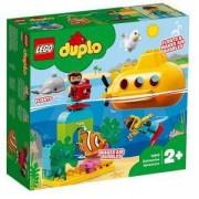 Конструктор Лего Дупло - Подводница, LEGO DUPLO Town, 10910
