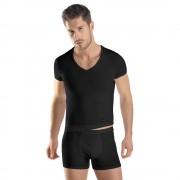 Hanro heren ondergoed Micro Touch T-shirt 073108 - Wit - Size: 54-56