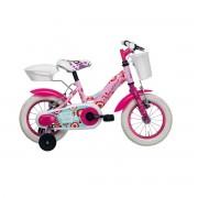 """Adriatica dječji bicikl ženski 16"""" rozi, Dječji 16"""""""