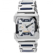 Fastrack Quartz White Dial Mens Watch-1474SM01