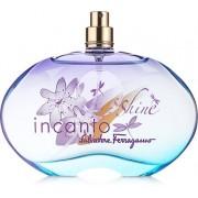 Salvatore Ferragamo Incanto Shinepentru femei Testere de parfumuri 100 ml TESTER