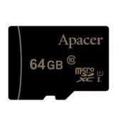 Card de memorie Apacer microSDXC, 64GB, Clasa 10, UHS-1