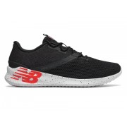 New Balance Men's CUSH District Run Black with Red