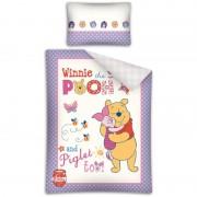 Lenjerie de pat Winnie the Pooh 100 x 135cm WTP20A