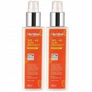 Herbline Sun Protect SPF40 200ml-Pack Of-2