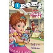 Disney Junior Fancy Nancy: Toodle-Oo, Miss Moo, Hardcover/Victoria Saxon